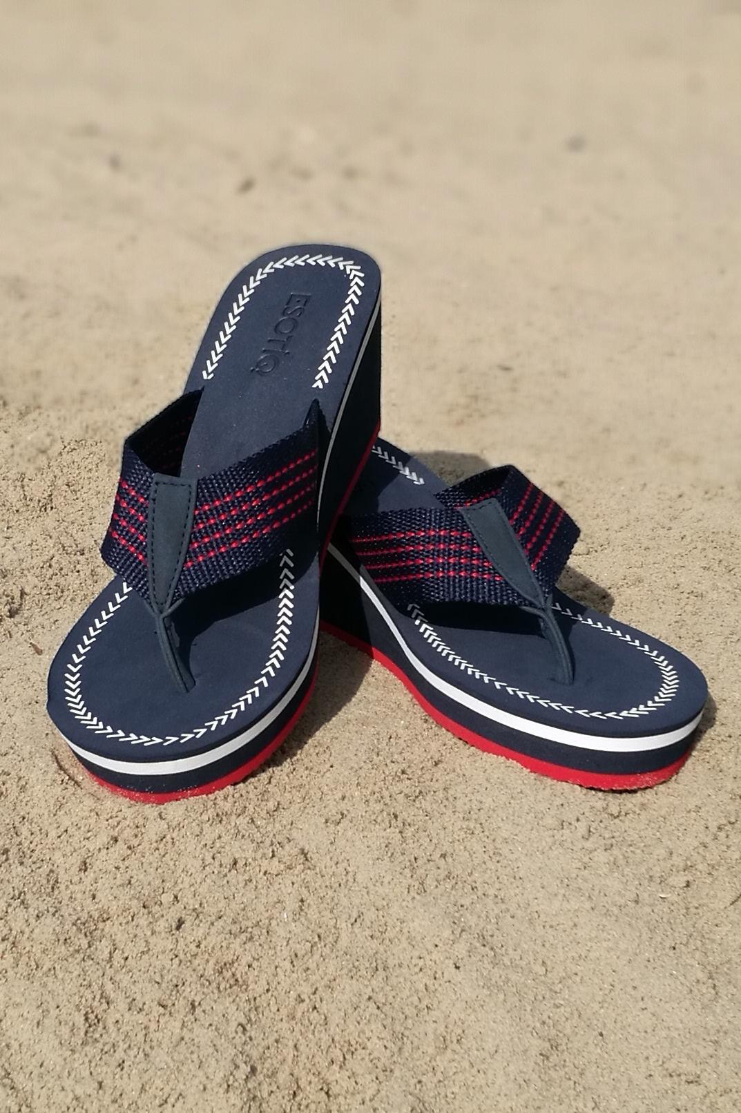 Klapki plażowe Alama
