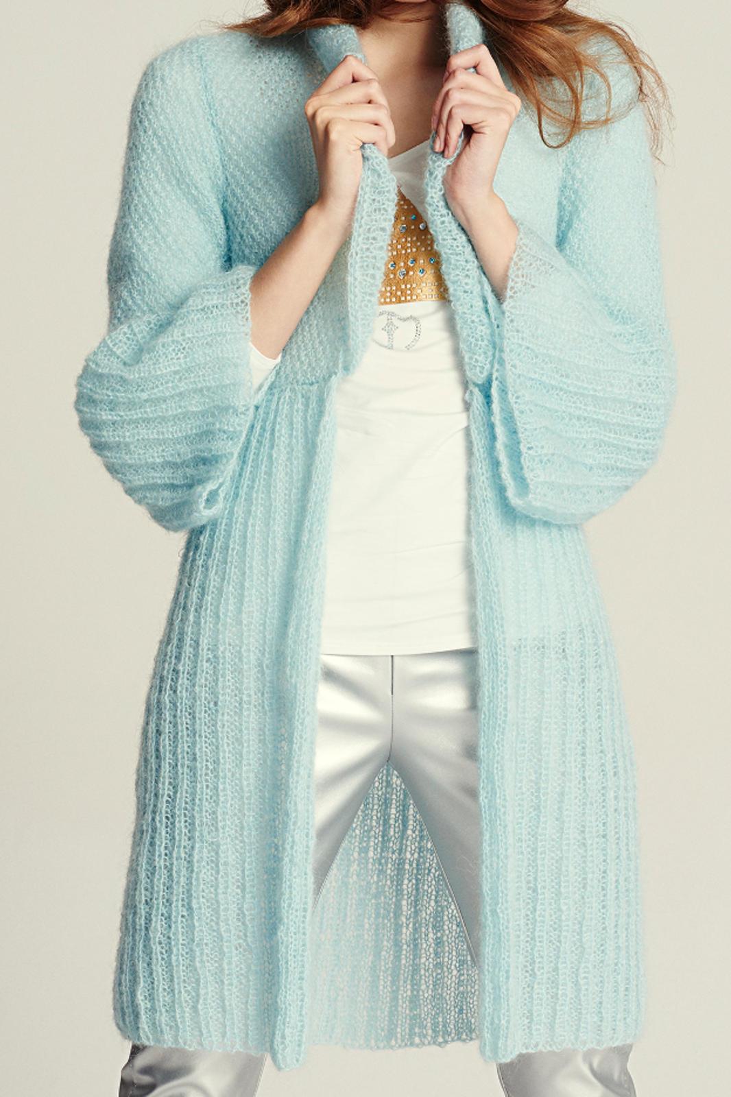 Długi sweter EVA MINGE